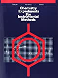 img - for Chemistry Experiments for Instrumental Methods book / textbook / text book