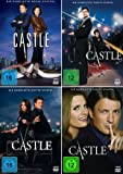 Castle - Staffel 1-4 (21 DVDs)