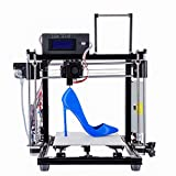 HICTOP-24V-3D-Drucker-Desktop-Auto-Leveling-Glhfaden-Monitor-DIY-3D-Drucker-Kits-mit-hoher-Genauigkeit-CNC-Selbstmontage-Aluminium-Tridimensional-270-210-195mm-Druckgre-Kompatibel-mit-PLA-ABS-3DD-17-A