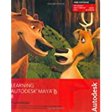 Learning Autodesk Maya 8|Foundation +DVD ~ Autodesk Maya Press