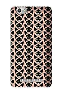 ZAPCASE Printed Back Cover for Lenovo Vibe C A2020