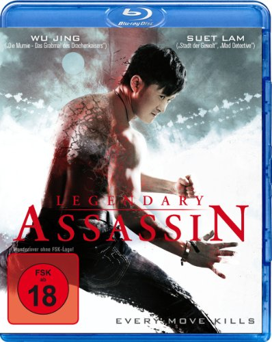 Legendary Assassin - Ungeschnittene Fassung [Blu-ray]