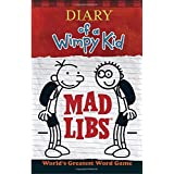 Diary of a Wimpy Kid Mad Libs Inglés, pasta suave