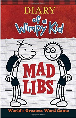Diary of a Wimpy Kid Mad Libs (Mad Libs For Kids compare prices)