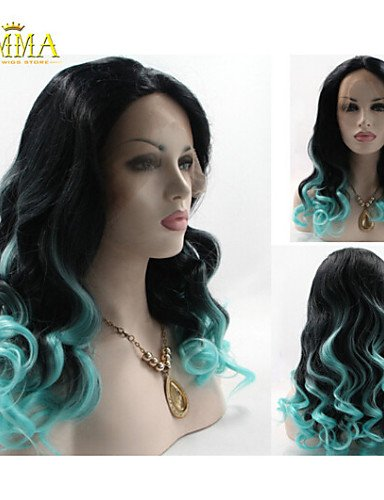 wigs-have-an-attractive-convenience-fashion-tyra-banks-lace-front-wig-ombre-natural-black-light-blue