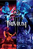 Poster - Trivium - Live - Musik Poster Druck von Trivium