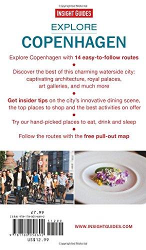 Copenhagen Explore Insight Guides (Insight Explore Guides)