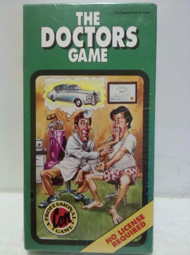 The Doctor Game (Role Playing)