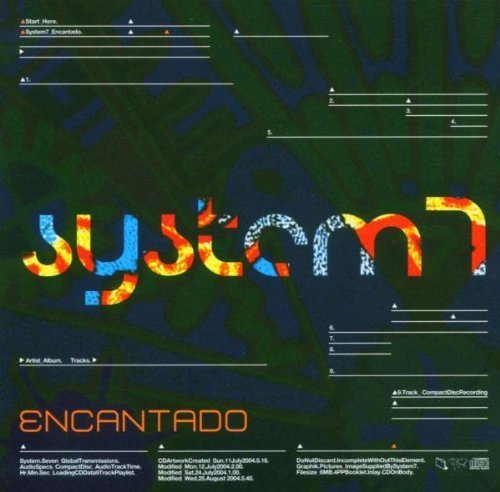 encantado-by-system-7-2004-audio-cd