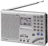 Sony ICF-SW7600GR AM/FM Shortwave World Band Receiver with Single Side Band Reception, plus External Plug-in Antenna Portable Consumer Electronic Gadget Shop