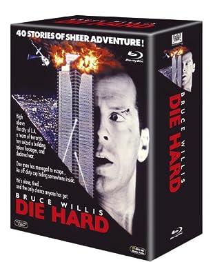ダイ・ハード (日本語吹替完全版) (コレクターズ・ブルーレイBOX) [Blu-ray]