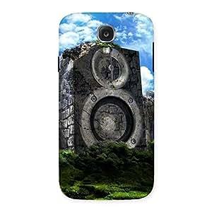 Impressive Speaker Of Rocks Back Case Cover for Samsung Galaxy S4