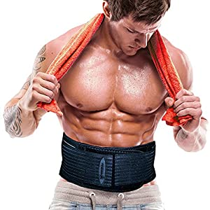 The Shred Belt - Waist Trimmer Belt, Belly Fat Burner, Weight Loss Belt, Spot Reduction Belt, Waist Slimmer