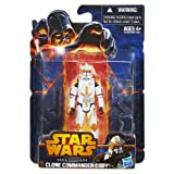 Clone Commander Cody Star Wars Saga Legends SL12 Action Figure