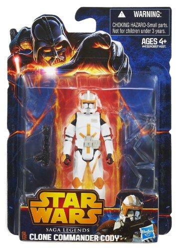 Hasbro Clone Wars Commander Cody SL12 - Star Wars Saga Legends 2014