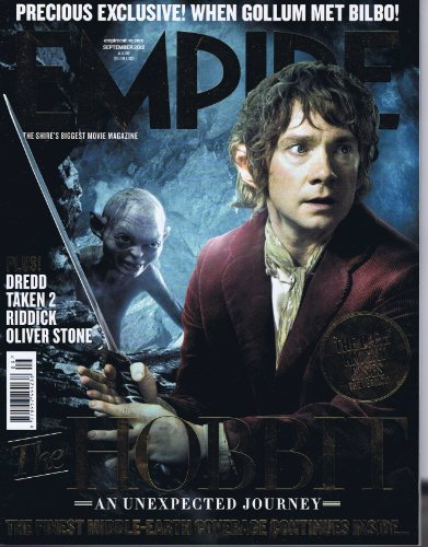 Empire [UK] September 2012 (単号)