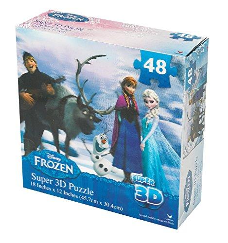 Disney FROZEN Super 3D Puzzle