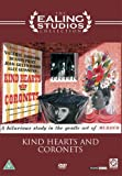 Kind Hearts And Coronets [DVD] [1949] - Robert Hamer