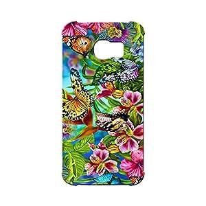 BLUEDIO Designer Printed Back case cover for Samsung Galaxy S6 Edge - G5866