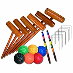 Buy Franklin Sports 6 Player Expert Croquet Set by Franklin