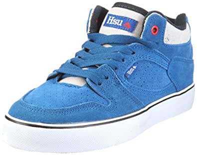 Emerica Men's Hsu Skateboarding Shoe,Royal/White,10 M US