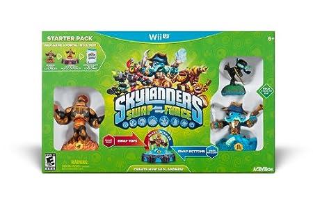 Skylanders SWAP Force - Nintendo Wii U