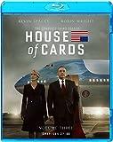 ハウス・オブ・カード 野望の階段 SEASON3 ブルーレイ コンプリートパック [Blu-ray] -