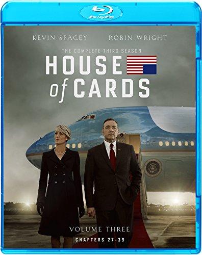 ハウス・オブ・カード 野望の階段 SEASON3 ブルーレイ コ...[Blu-ray/ブルーレイ]