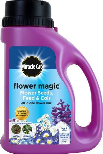 miracle-gro-1-kg-flower-magic-semi-di-fiori-con-concime-e-fibra-di-cocco-mix-brocca-blu-bianco
