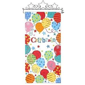 Sunrise Craft & Hobby Celebrate Sequin Banner
