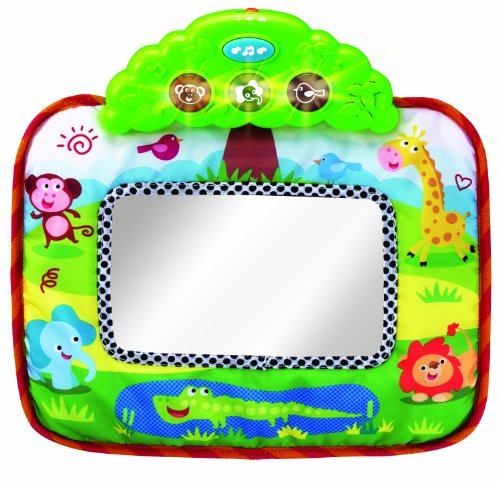 Winfun Musical Crib Mirror