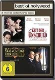 Best of Hollywood - 2 Movie Collector's Pack: Zeit der Unschuld / Was vom Tage übrig blieb [2 DVDs]