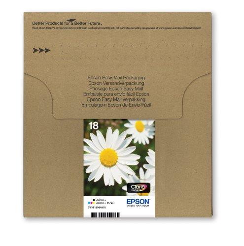Epson - Multipack t18 nmgc) easymail pack