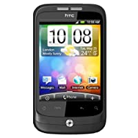 HTC A3333 Wildfire - Unlocked Phone - US Warranty - Black