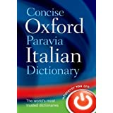 Concise Oxford-Paravia Italian Dictionaryby Oxford Dictionaries