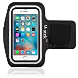 Brassard iPhone 7 Plus, Wotek Brassard Armband Sport pour iPhone 7 Plus (iPhone 7 Plus)