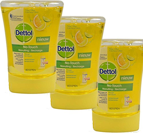 3x-dettol-sagrotan-citrus-lemon-nachfuller-fur-no-touch-seifenspender-250ml