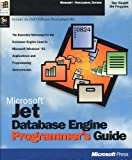 Microsoft Jet Database Engine Programmer's Guide (Microsoft Professional Editions) (1556158777) by Microsoft Press