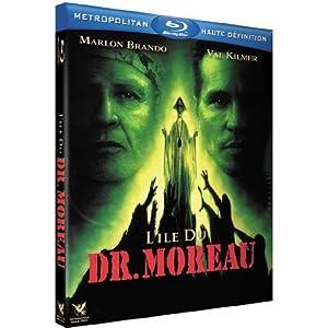 L'ile du docteur Moreau [Blu-ray]