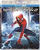 The Amazing Spider-Man 2 His Greatest Battle Begins (3D version) (Region A Blu-Ray) (Hong Kong Version) Chinese subtitled