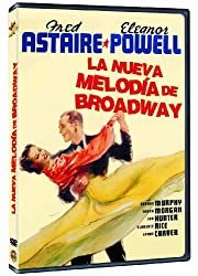 La Nueva Melodia De Broadway [DVD]