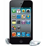 Black for Apple iPod Touch 8GB (4th Generation) with Box Packaging (Black-8G) (Color: GDBlack)