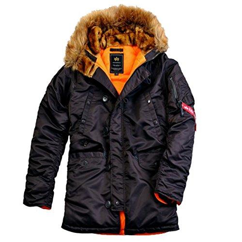 Alpha Ind. Frauen-Jacke N3B VF 59 Wmn – black günstig online kaufen