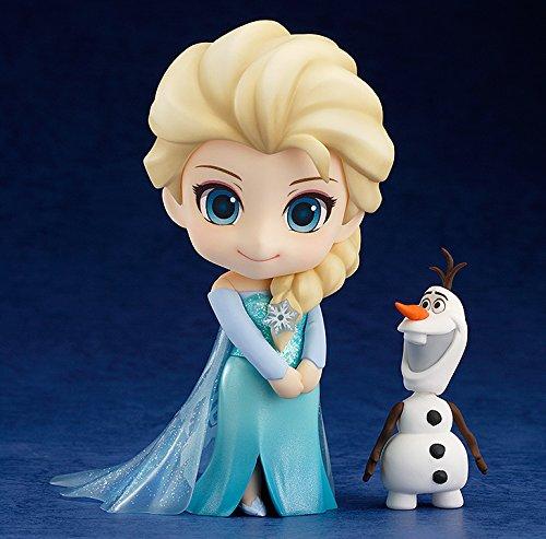 アナと雪の女王 ねんどろいど エルサ (ノンスケール ABS&ATBC-PVC 塗装済み可動フィギュア) [グッドスマイルカンパニー]