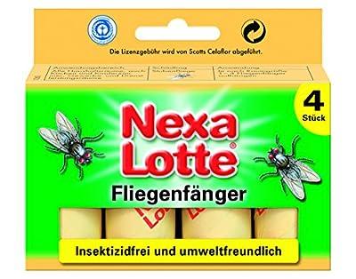 Nexa Lotte Fliegenfänger - 4 St. von Nexa Lotte auf Gartenmöbel von Du und Dein Garten