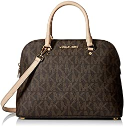 Michael Kors Cindy Lg Brown