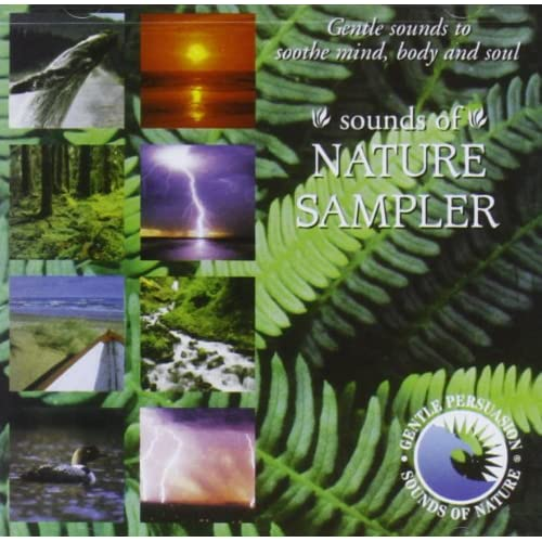 Sounds-of-Nature-Sampler-Various-Audio-CD