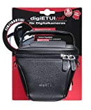 DigiETUI Leather Case for Samsung WB5000/5500