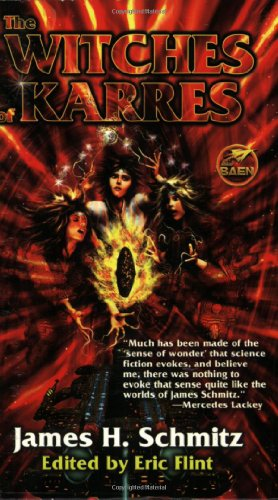 The Witches of Karres (The Witches of Karres, #1)