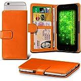Fone-Case (Orange) Archos 55 Helium Ultra Hülle